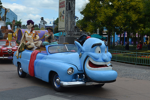 photo credit: Disney's Stars 'n' Cars via photopin (license)
